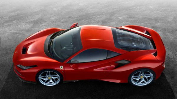 New 2021 Ferrari F8 Tributo for sale Call for price at Rolls-Royce Motor Cars Greenwich in Greenwich CT 06830 2