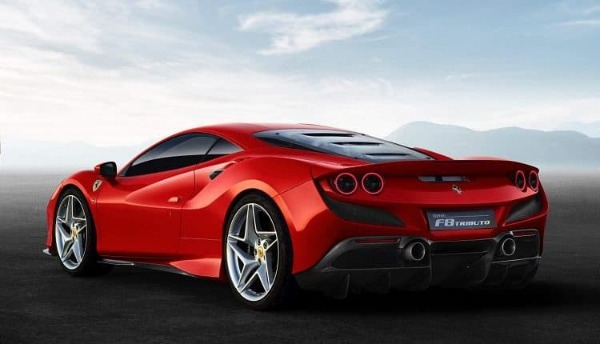 New 2021 Ferrari F8 Tributo for sale Call for price at Rolls-Royce Motor Cars Greenwich in Greenwich CT 06830 3