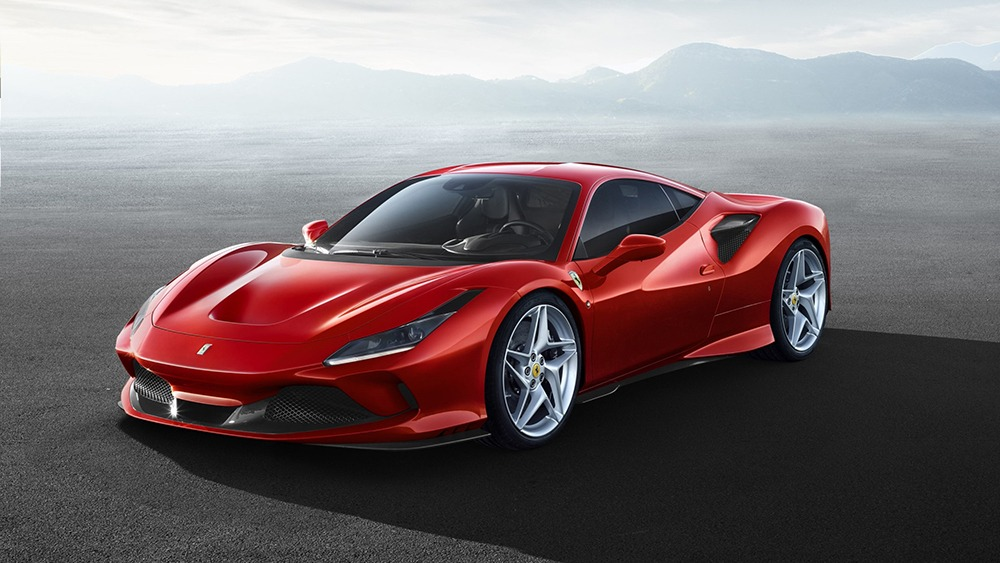 New 2020 Ferrari F8 Tributo for sale Call for price at Rolls-Royce Motor Cars Greenwich in Greenwich CT 06830 1