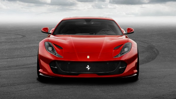 New 2020 Ferrari 812 Superfast for sale Call for price at Rolls-Royce Motor Cars Greenwich in Greenwich CT 06830 4