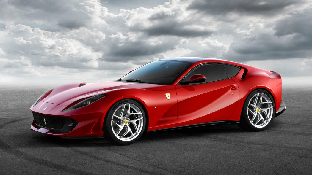 New 2021 Ferrari 812 Superfast for sale Call for price at Rolls-Royce Motor Cars Greenwich in Greenwich CT 06830 1