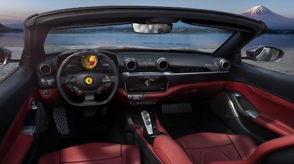 New 2020 Ferrari Portofino for sale Call for price at Rolls-Royce Motor Cars Greenwich in Greenwich CT 06830 4