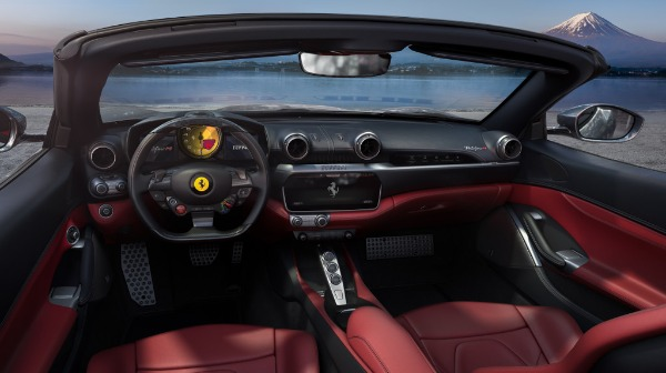 New 2022 Ferrari Portofino M for sale Call for price at Rolls-Royce Motor Cars Greenwich in Greenwich CT 06830 4