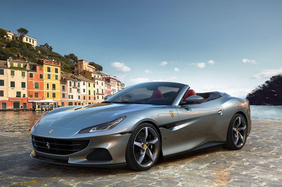 New 2020 Ferrari Portofino for sale Call for price at Rolls-Royce Motor Cars Greenwich in Greenwich CT 06830 1