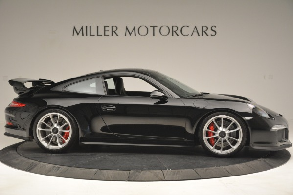 Used 2015 Porsche 911 GT3 for sale Sold at Rolls-Royce Motor Cars Greenwich in Greenwich CT 06830 10