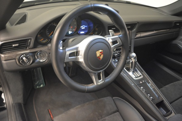 Used 2015 Porsche 911 GT3 for sale Sold at Rolls-Royce Motor Cars Greenwich in Greenwich CT 06830 16