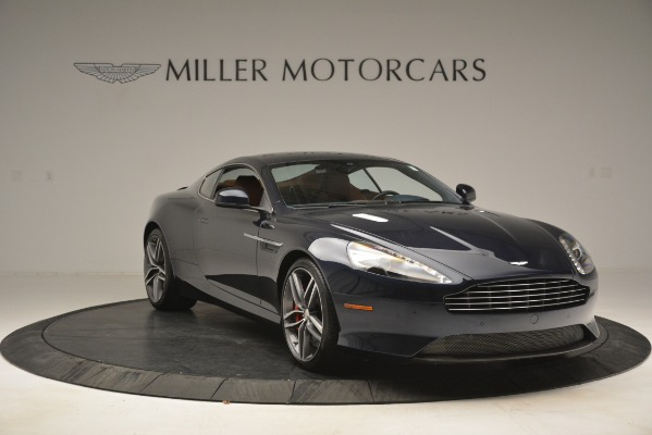Used 2014 Aston Martin DB9 Coupe for sale Sold at Rolls-Royce Motor Cars Greenwich in Greenwich CT 06830 11
