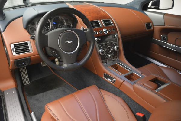 Used 2014 Aston Martin DB9 Coupe for sale Sold at Rolls-Royce Motor Cars Greenwich in Greenwich CT 06830 14