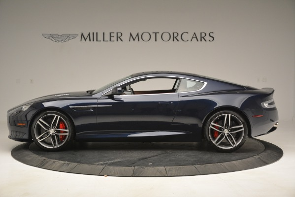 Used 2014 Aston Martin DB9 Coupe for sale Sold at Rolls-Royce Motor Cars Greenwich in Greenwich CT 06830 3