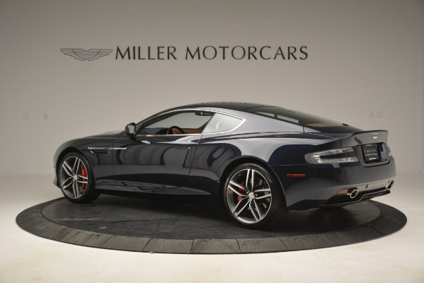 Used 2014 Aston Martin DB9 Coupe for sale Sold at Rolls-Royce Motor Cars Greenwich in Greenwich CT 06830 4