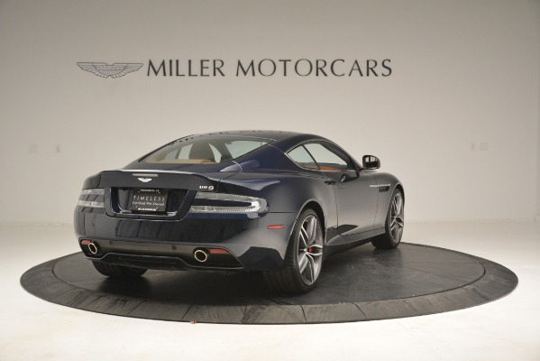 Used 2014 Aston Martin DB9 Coupe for sale Sold at Rolls-Royce Motor Cars Greenwich in Greenwich CT 06830 7