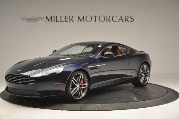 Used 2014 Aston Martin DB9 Coupe for sale Sold at Rolls-Royce Motor Cars Greenwich in Greenwich CT 06830 1