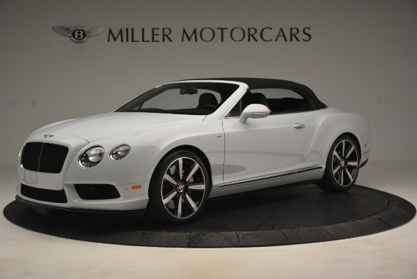 Used 2014 Bentley Continental GT V8 S for sale Sold at Rolls-Royce Motor Cars Greenwich in Greenwich CT 06830 13