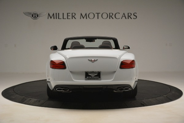 Used 2014 Bentley Continental GT V8 S for sale Sold at Rolls-Royce Motor Cars Greenwich in Greenwich CT 06830 6