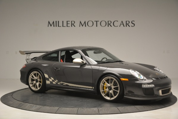 Used 2011 Porsche 911 GT3 RS for sale Sold at Rolls-Royce Motor Cars Greenwich in Greenwich CT 06830 10