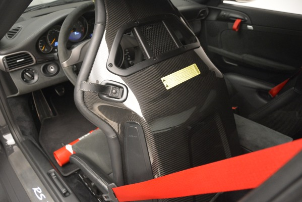 Used 2011 Porsche 911 GT3 RS for sale Sold at Rolls-Royce Motor Cars Greenwich in Greenwich CT 06830 21