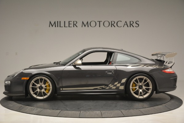 Used 2011 Porsche 911 GT3 RS for sale Sold at Rolls-Royce Motor Cars Greenwich in Greenwich CT 06830 3