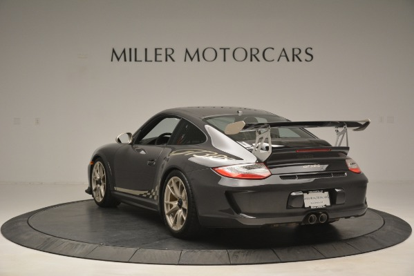 Used 2011 Porsche 911 GT3 RS for sale Sold at Rolls-Royce Motor Cars Greenwich in Greenwich CT 06830 5