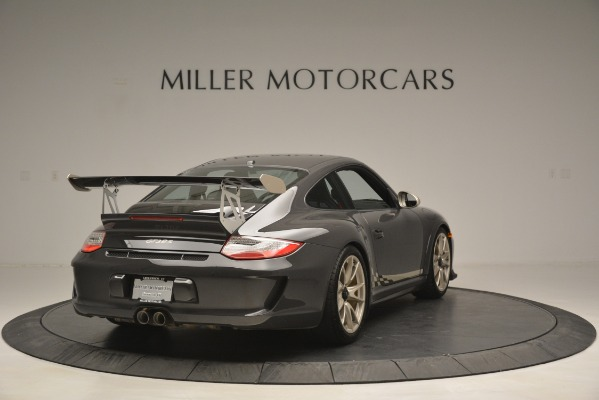 Used 2011 Porsche 911 GT3 RS for sale Sold at Rolls-Royce Motor Cars Greenwich in Greenwich CT 06830 7