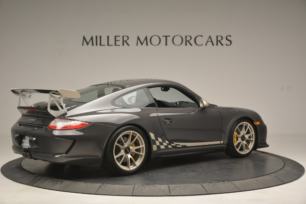 Used 2011 Porsche 911 GT3 RS for sale Sold at Rolls-Royce Motor Cars Greenwich in Greenwich CT 06830 8