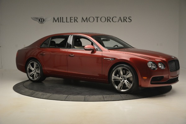 Used 2018 Bentley Flying Spur W12 S for sale Sold at Rolls-Royce Motor Cars Greenwich in Greenwich CT 06830 10