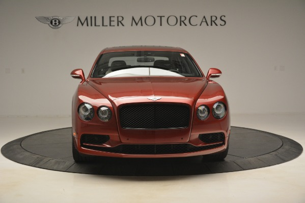 Used 2018 Bentley Flying Spur W12 S for sale Sold at Rolls-Royce Motor Cars Greenwich in Greenwich CT 06830 12