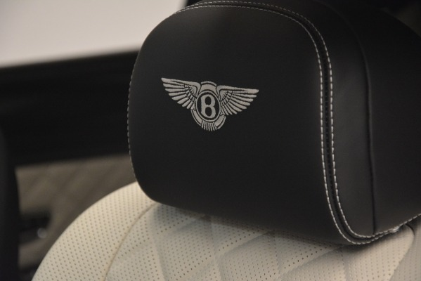 Used 2018 Bentley Flying Spur W12 S for sale Sold at Rolls-Royce Motor Cars Greenwich in Greenwich CT 06830 21