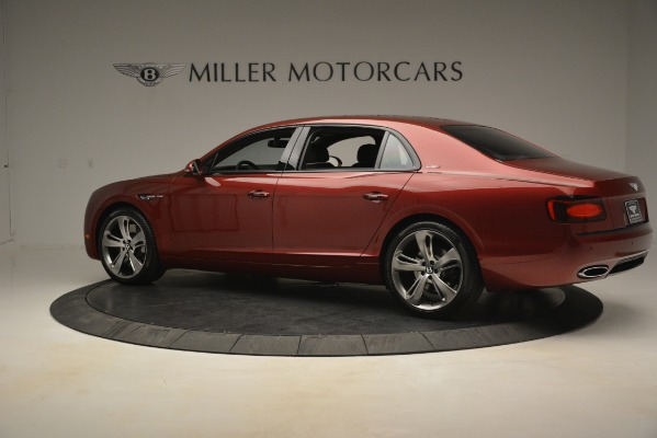 Used 2018 Bentley Flying Spur W12 S for sale Sold at Rolls-Royce Motor Cars Greenwich in Greenwich CT 06830 4