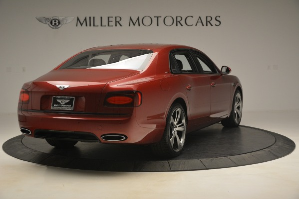 Used 2018 Bentley Flying Spur W12 S for sale Sold at Rolls-Royce Motor Cars Greenwich in Greenwich CT 06830 7