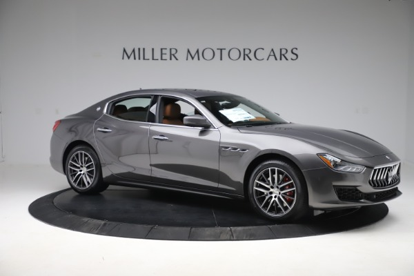 Used 2019 Maserati Ghibli S Q4 for sale $61,900 at Rolls-Royce Motor Cars Greenwich in Greenwich CT 06830 10