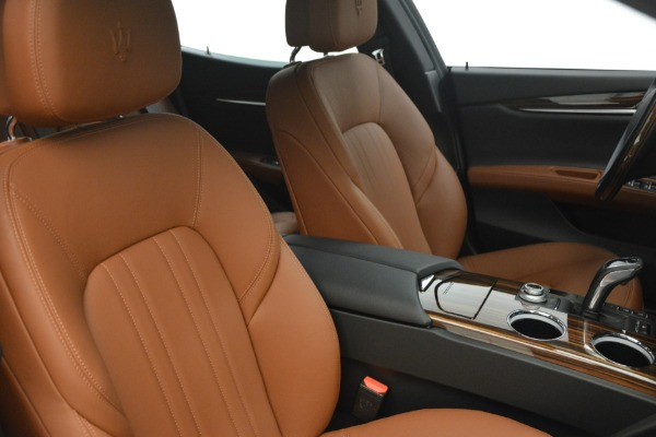 Used 2019 Maserati Ghibli S Q4 for sale $61,900 at Rolls-Royce Motor Cars Greenwich in Greenwich CT 06830 19
