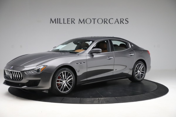 Used 2019 Maserati Ghibli S Q4 for sale $61,900 at Rolls-Royce Motor Cars Greenwich in Greenwich CT 06830 2