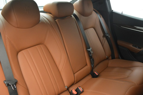 Used 2019 Maserati Ghibli S Q4 for sale $61,900 at Rolls-Royce Motor Cars Greenwich in Greenwich CT 06830 22