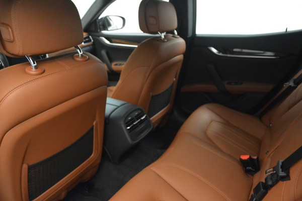 Used 2019 Maserati Ghibli S Q4 for sale $61,900 at Rolls-Royce Motor Cars Greenwich in Greenwich CT 06830 24