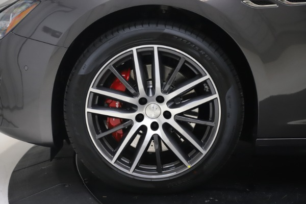 Used 2019 Maserati Ghibli S Q4 for sale $61,900 at Rolls-Royce Motor Cars Greenwich in Greenwich CT 06830 26