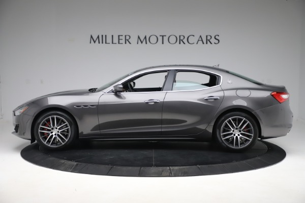 Used 2019 Maserati Ghibli S Q4 for sale $61,900 at Rolls-Royce Motor Cars Greenwich in Greenwich CT 06830 3