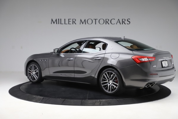Used 2019 Maserati Ghibli S Q4 for sale $61,900 at Rolls-Royce Motor Cars Greenwich in Greenwich CT 06830 4