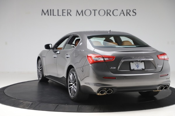 Used 2019 Maserati Ghibli S Q4 for sale $61,900 at Rolls-Royce Motor Cars Greenwich in Greenwich CT 06830 5