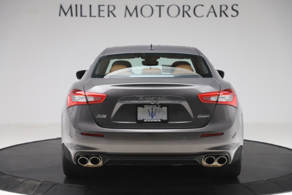 Used 2019 Maserati Ghibli S Q4 for sale $61,900 at Rolls-Royce Motor Cars Greenwich in Greenwich CT 06830 6