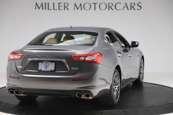 Used 2019 Maserati Ghibli S Q4 for sale $61,900 at Rolls-Royce Motor Cars Greenwich in Greenwich CT 06830 7