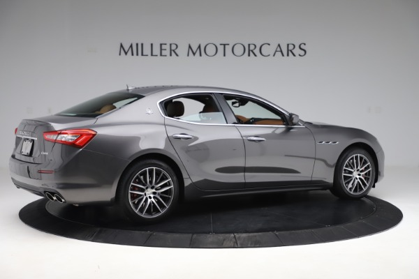 Used 2019 Maserati Ghibli S Q4 for sale $61,900 at Rolls-Royce Motor Cars Greenwich in Greenwich CT 06830 8