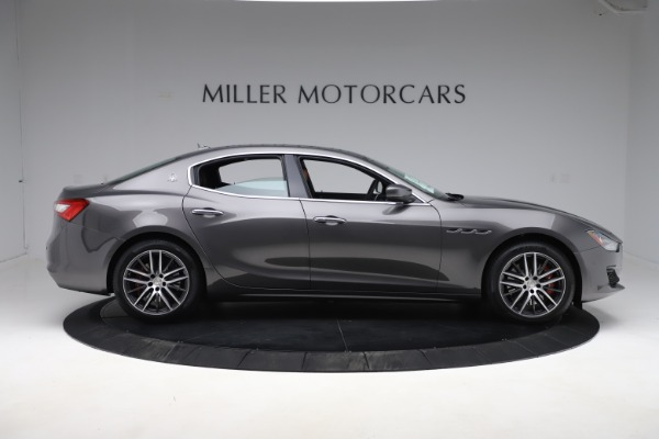 Used 2019 Maserati Ghibli S Q4 for sale $61,900 at Rolls-Royce Motor Cars Greenwich in Greenwich CT 06830 9
