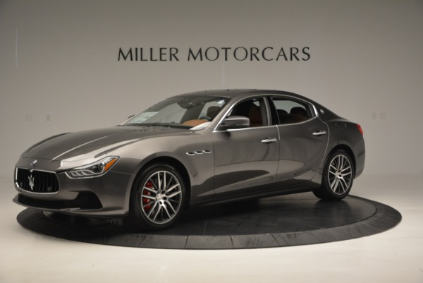 New 2019 Maserati Ghibli S Q4 for sale Sold at Rolls-Royce Motor Cars Greenwich in Greenwich CT 06830 1