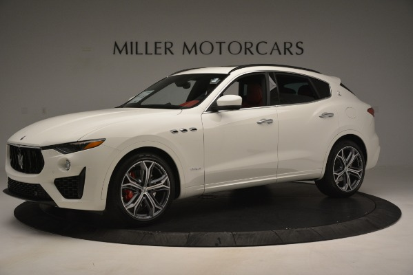 New 2019 Maserati Levante S Q4 GranSport for sale $104,125 at Rolls-Royce Motor Cars Greenwich in Greenwich CT 06830 2