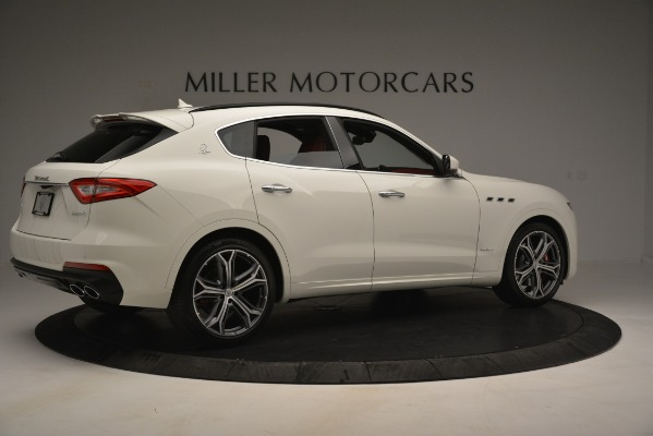 New 2019 Maserati Levante S Q4 GranSport for sale $104,125 at Rolls-Royce Motor Cars Greenwich in Greenwich CT 06830 8