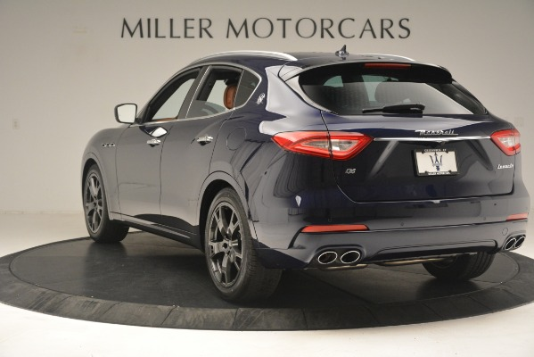 New 2019 Maserati Levante Q4 for sale Sold at Rolls-Royce Motor Cars Greenwich in Greenwich CT 06830 5