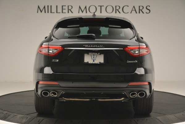 New 2019 Maserati Levante GTS for sale Sold at Rolls-Royce Motor Cars Greenwich in Greenwich CT 06830 6