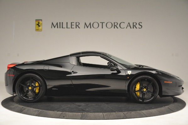 Used 2013 Ferrari 458 Spider for sale Sold at Rolls-Royce Motor Cars Greenwich in Greenwich CT 06830 21