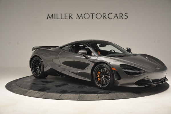 New 2019 McLaren 720S Coupe for sale Sold at Rolls-Royce Motor Cars Greenwich in Greenwich CT 06830 10