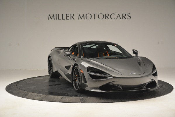 New 2019 McLaren 720S Coupe for sale Sold at Rolls-Royce Motor Cars Greenwich in Greenwich CT 06830 11